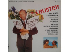 LP Various - Buster - Original Motion Picture Soundtrack, 1988