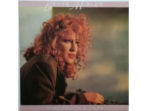 LP Bette Midler - Some People's Lives, 1990