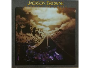 LP Jackson Browne - Running On Empty, 1978
