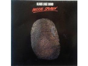 LP Klaus Lage Band - Heisse Spuren, 1985