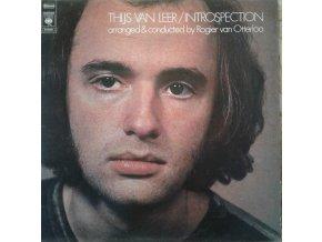 LP Thijs Van Leer - Introspection, 1972