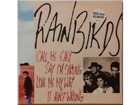 LP Rainbirds - Call Me Easy Say I'm Strong Love Me My Way It Ain't Wrong, 1989