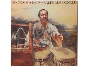 LP Ralph MacDonald - Sound Of A Drum, 1976