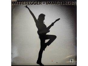 LP  Herwig Mitteregger - Immer Mehr