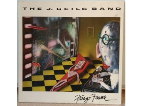 LP The J. Geils Band - Freeze Frame, 1981