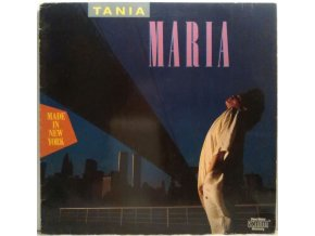LP Tania Maria - Made In New York, 1985