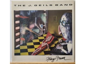 LP The J. Geils Band - Freeze Frame, 1981