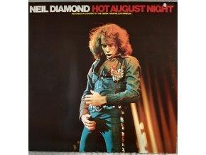 2LP Neil Diamond - Hot August Night, 1972