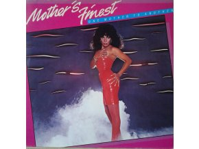 LP Mother's Finest - One Mother To Another, 1983
