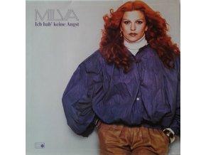 LP Milva - Ich Hab' Keine Angst, 1981