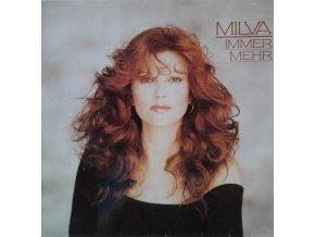LP Milva - Immer Mehr, 1982