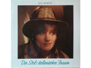 LP Ulla Meinecke - Der Stolz Italienischer Frauen, 1985