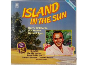 LP Harry Belafonte ‎– Island In The Sun - Harry Belafonte Mit Seinen Welterfolgen, 1981