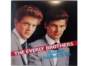 LP The Everly Brothers ‎– Memories Are Made Of This, 1987