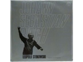 LP   Johann Sebastian Bach - Leopold Stokowski, Česká Filharmonie – Transkripce Skladeb J. S. Bacha