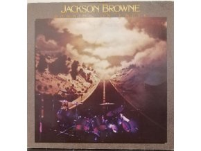 LP Jackson Browne - Running On Empty, 1978