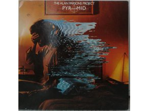 LP The Alan Parsons Project - Pyramid, 1978