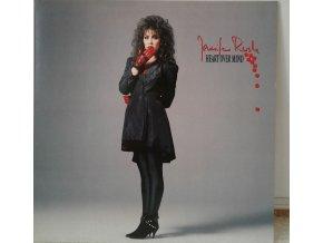LP Jennifer Rush - Heart Over Mind, 1987