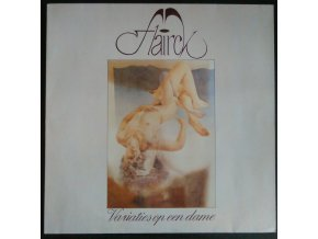 LP Flairck - Variaties OpEen Dame, 1978