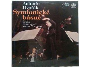 2LP Antonín Dvořák – Symfonické Básně, 1979