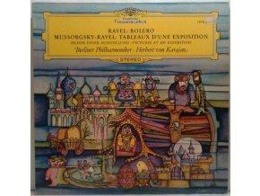Ravel/Mussorsky - Berliner Philharmoniker, Herbert von Karajan, 1976