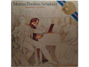 LP Murray Perahia ♦ Schubert – Impromptus Opp. 90 & 142, 1983
