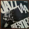 LP Various ‎– Jazz Via Dresden, 1967