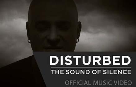 """TIP NA DNES: Cover verzia skladby """"The Sound of Silence"""" od DISTURBED"""