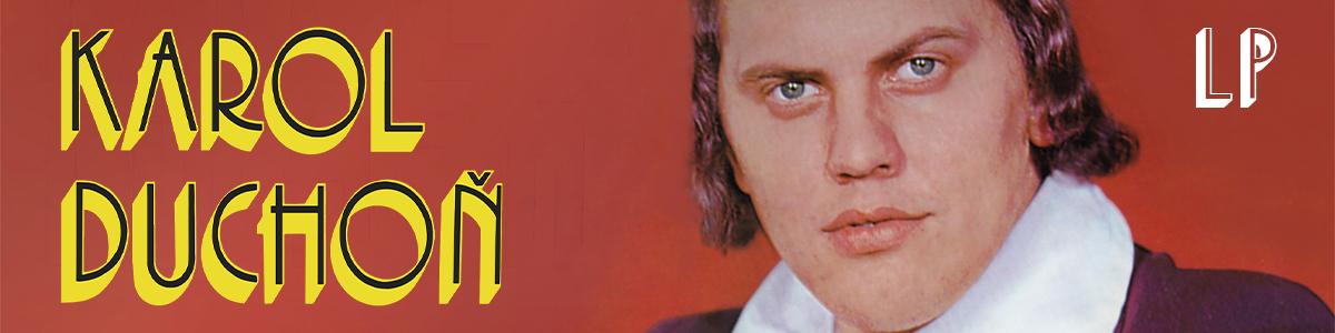 KAROL DUCHOŇ reedícia albumu z 1974 vinyl LP platňa