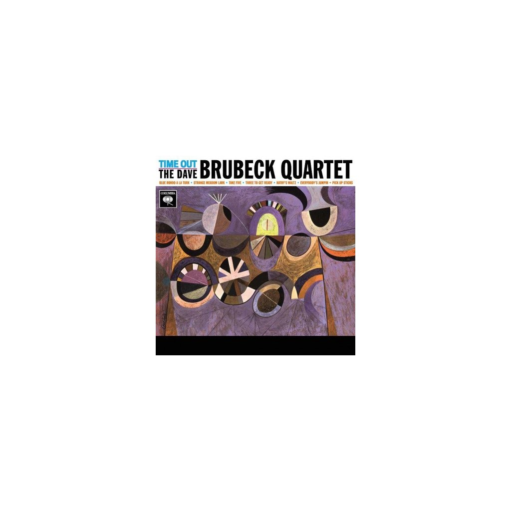 VINYLO.SK | BRUBECK, DAVE -QUARTET- - TIME OUT (LP)180GR.