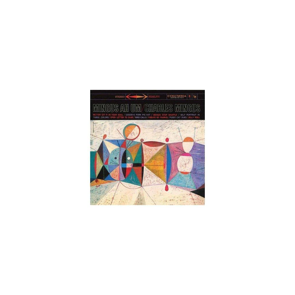 VINYLO.SK | MINGUS, CHARLES - MINGUS AH UM (LP)180 GRAMS AUDIOPHILE VINYL