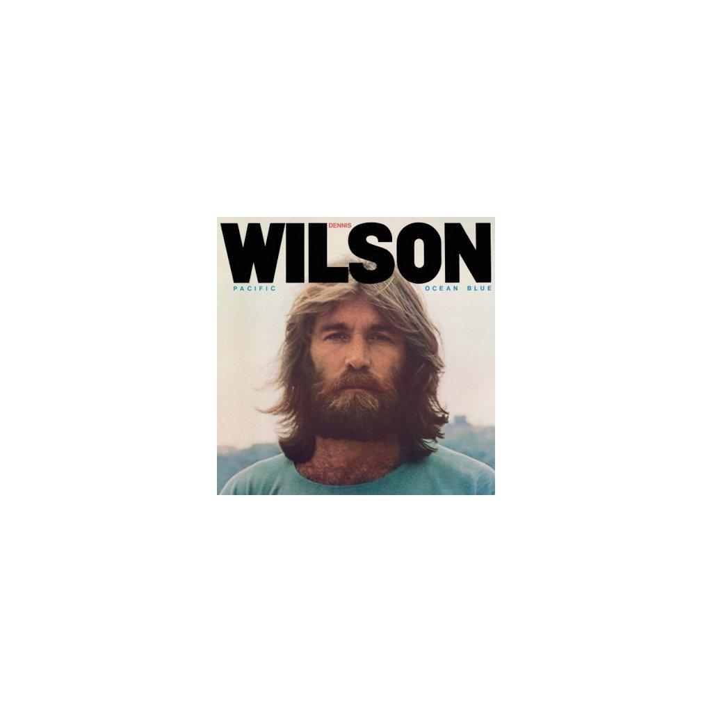 VINYLO.SK | WILSON, DENNIS - PACIFIC OCEAN BLUE (LP)180 GRAMS AUDIOPHILE PRESSING / GATEFOLD SLEEVE