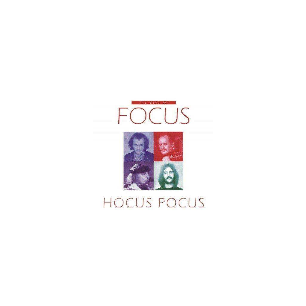 VINYLO.SK | FOCUS - HOCUS POCUS/BEST OF FOCUS (2LP).. FOCUS / 180GR. AUDIOPHILE VINYL