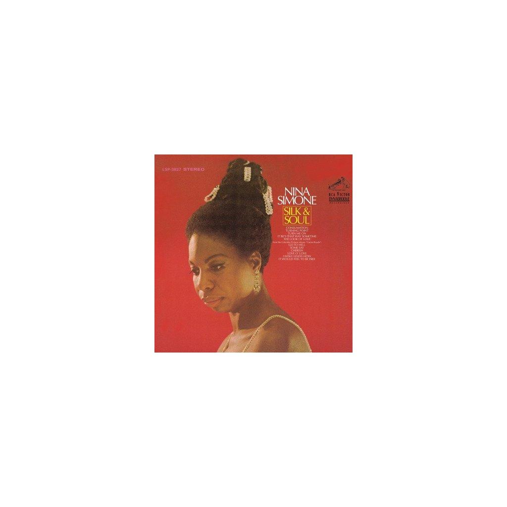 VINYLO.SK   SIMONE, NINA - SILK & SOUL (LP)180 GRAM AUDIOPHILE PRESSING