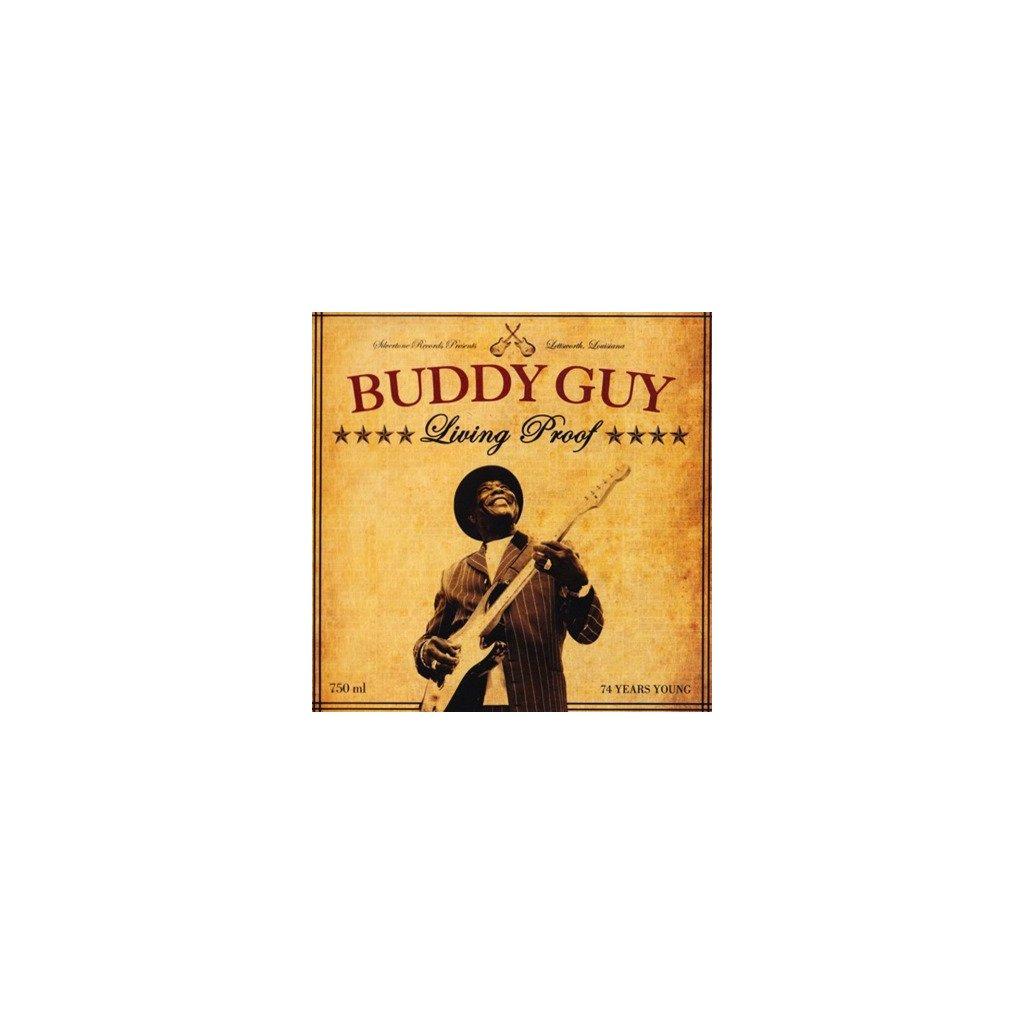 VINYLO.SK | GUY BUDDY - LIVING PROOF [2LP] 180g AUDIOPHILE VINYL / 2010 ALBUM