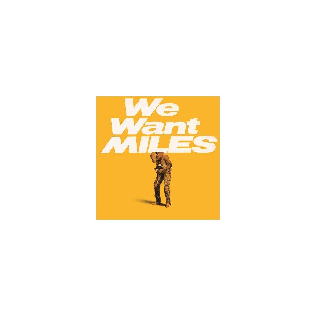 VINYLO.SK | DAVIS, MILES - WE WANT MILES (2LP)180GR. AUDIOPHILE VINYL / GATEFOLD