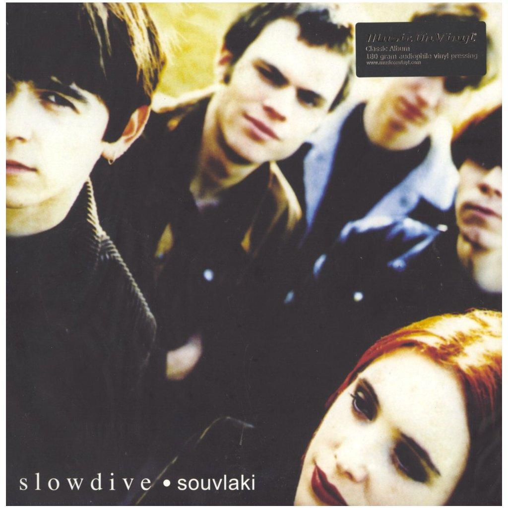 VINYLO.SK | SLOWDIVE - SOUVLAKI [LP] 180g AUDIOPHILE VINYL