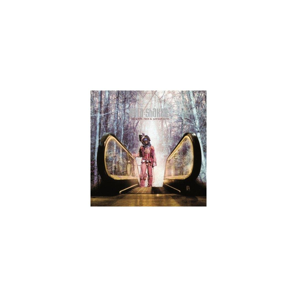 VINYLO.SK | KULA SHAKER - PEASANTS, PIGS & ASTRONAUTS (LP).. ASTRONAUTS / 180GR. / SILVER FOIL COVER