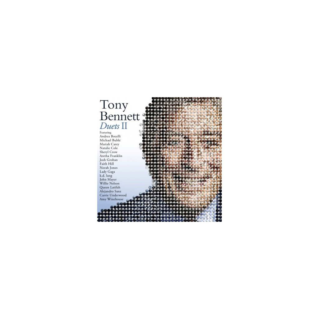 VINYLO.SK | BENNETT, TONY - DUETS II (2LP)180GR. AUDIOPHILE PRESSING