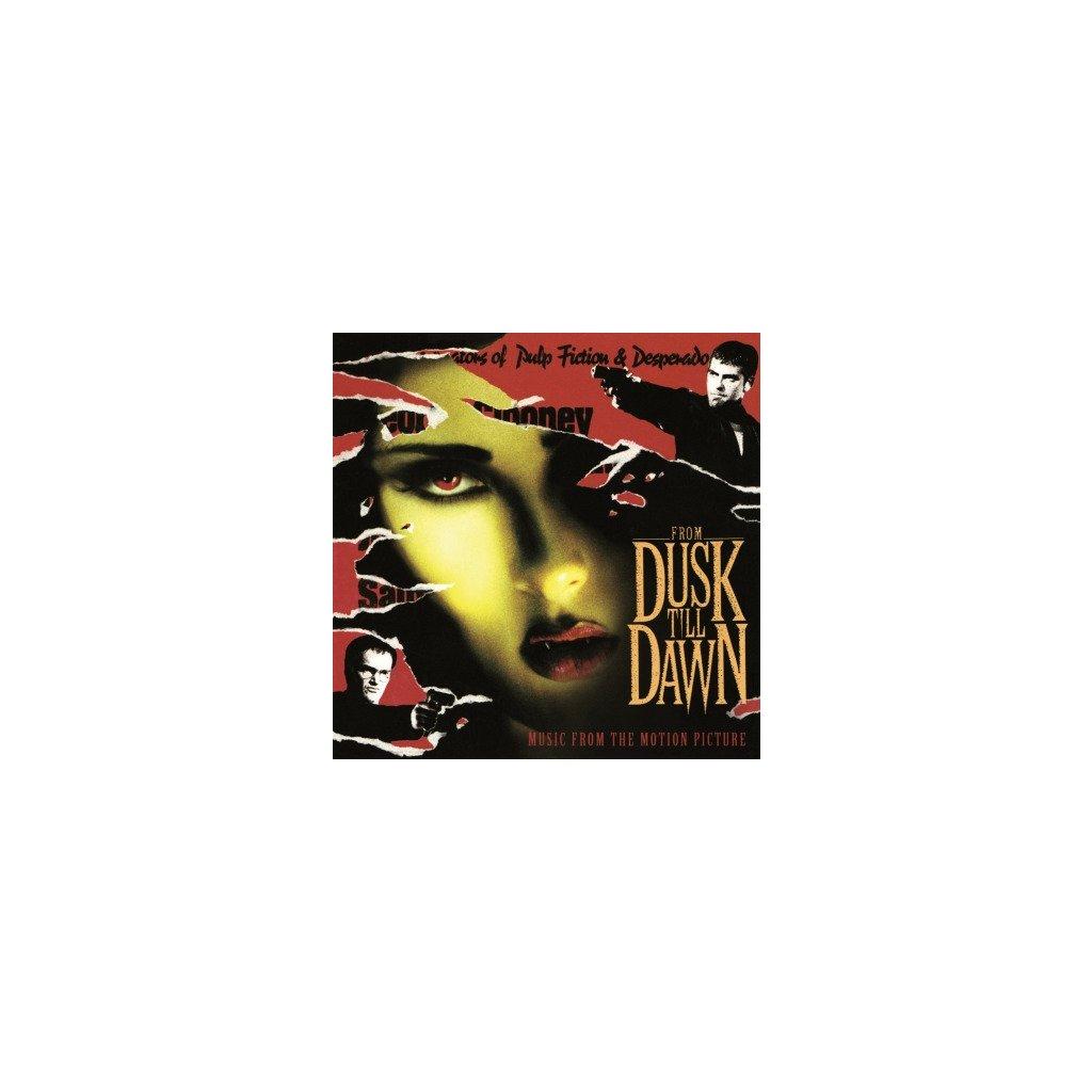 VINYLO.SK | OST - FROM DUSK TILL DAWN (LP)180 GR/GATEFOLD SLEEVE/6 PANEL INSERT/INCL BONUS TRACK