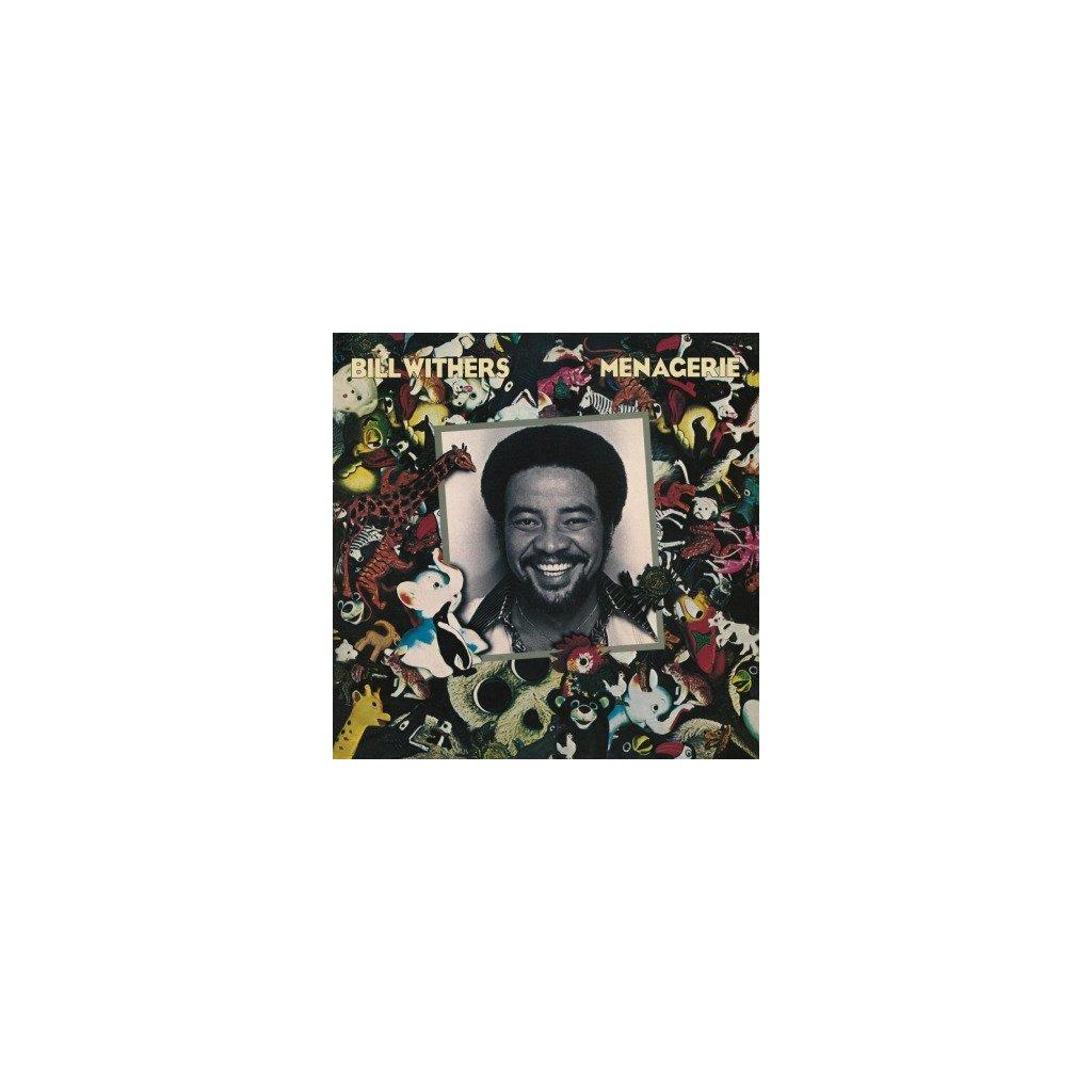 VINYLO.SK | WITHERS, BILL - MENAGERIE (LP)180 GRAM AUDIOPHILE VINYL