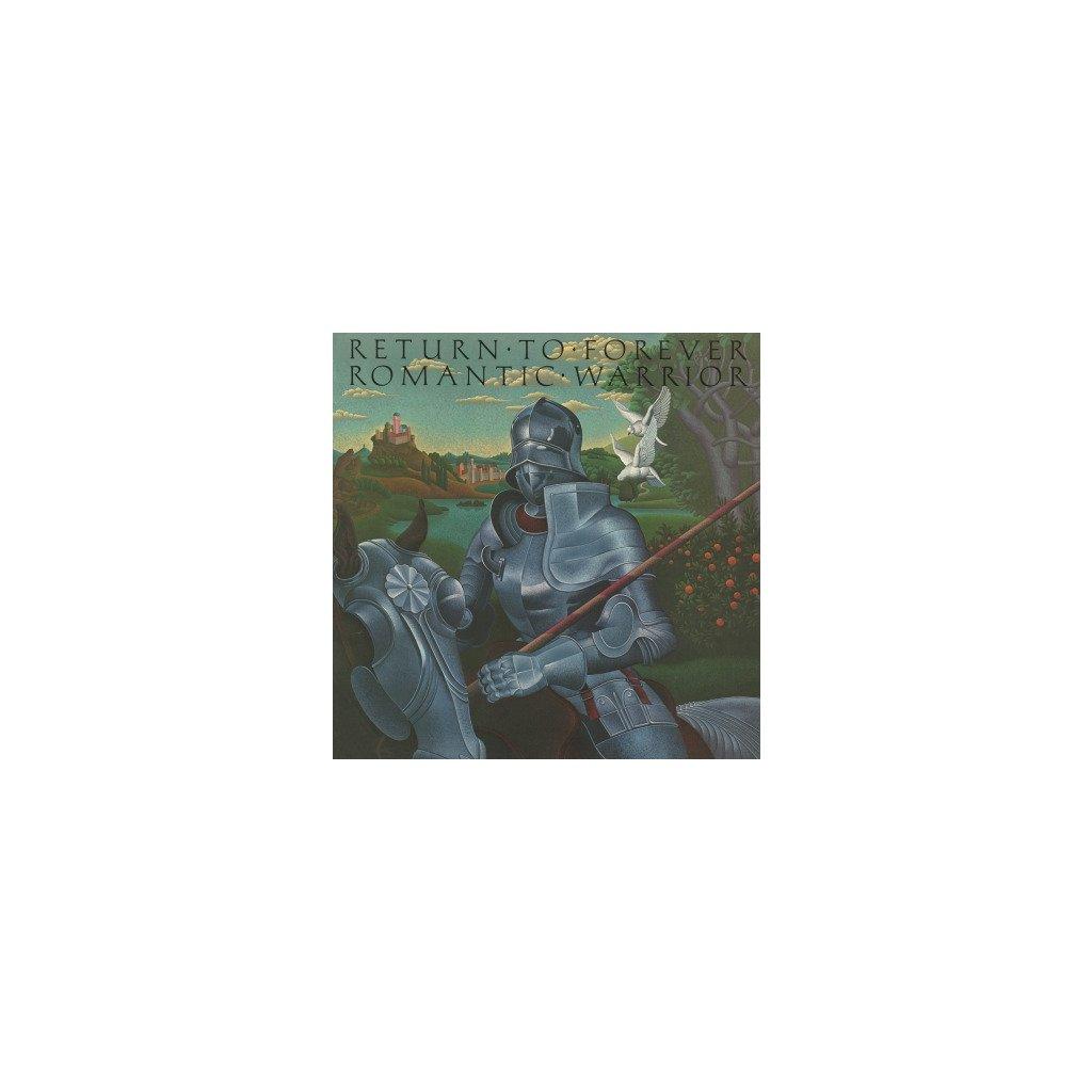 VINYLO.SK   RETURN TO FOREVER - ROMANTIC WARRIOR (LP)180 GRAM AUDIOPHILE PRESSING + INSERT