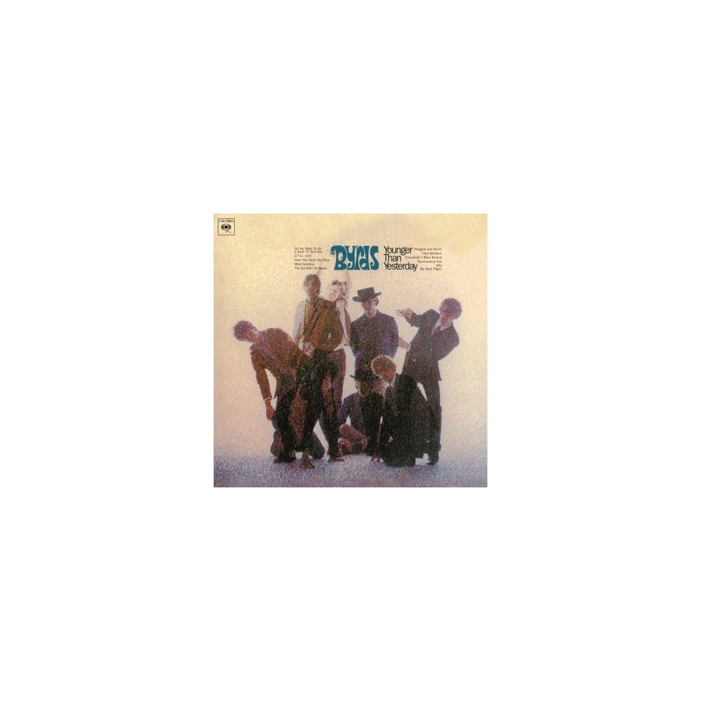 VINYLO.SK | BYRDS - YOUNGER THAN YESTERDAY (LP).. YESTERDAY // 180GR. AUDIOPHILE PRESSING