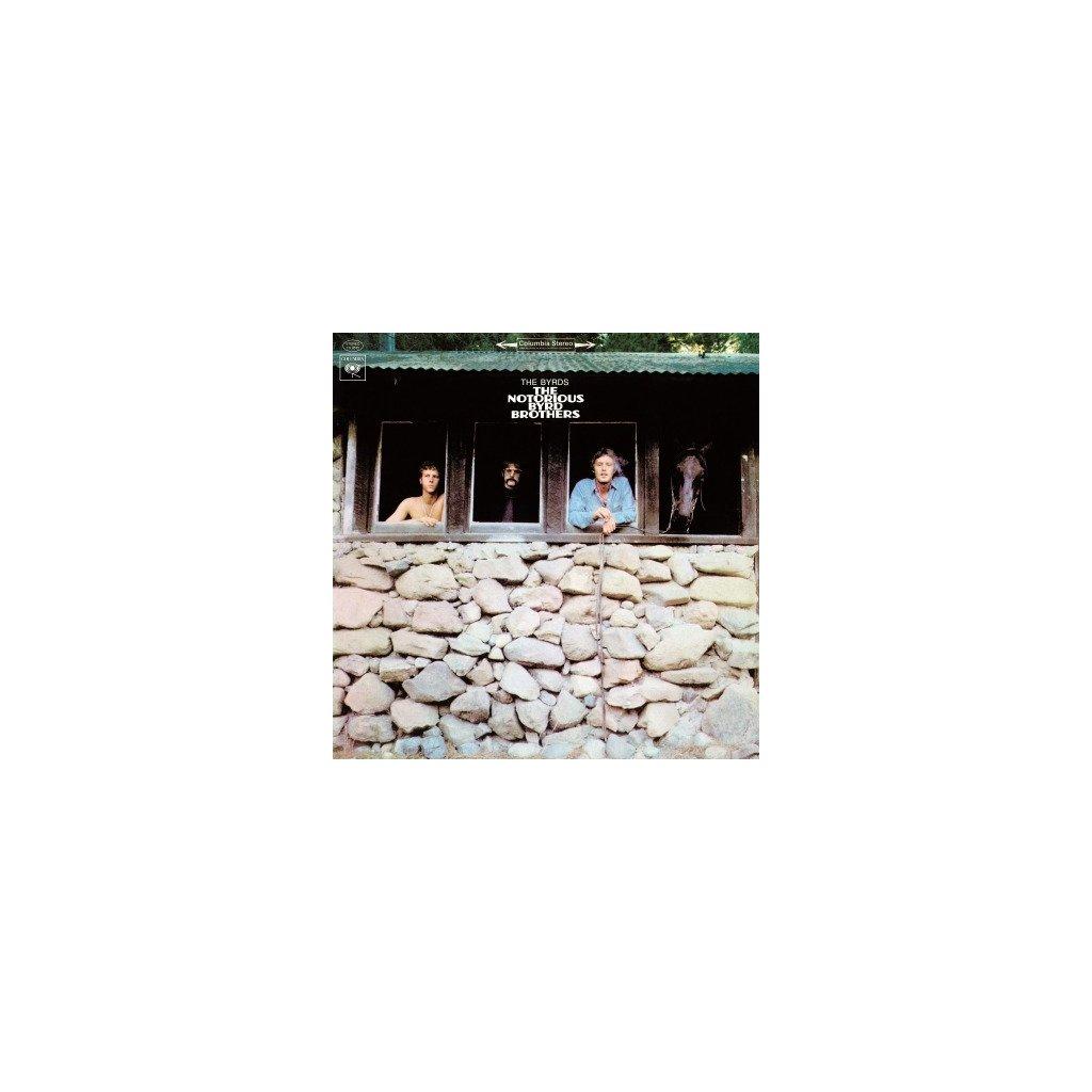 VINYLO.SK | BYRDS - NOTORIOUS BYRD BROTHERS (LP).. BROTHERS // 180GR. AUDIOPHILE PRESSING