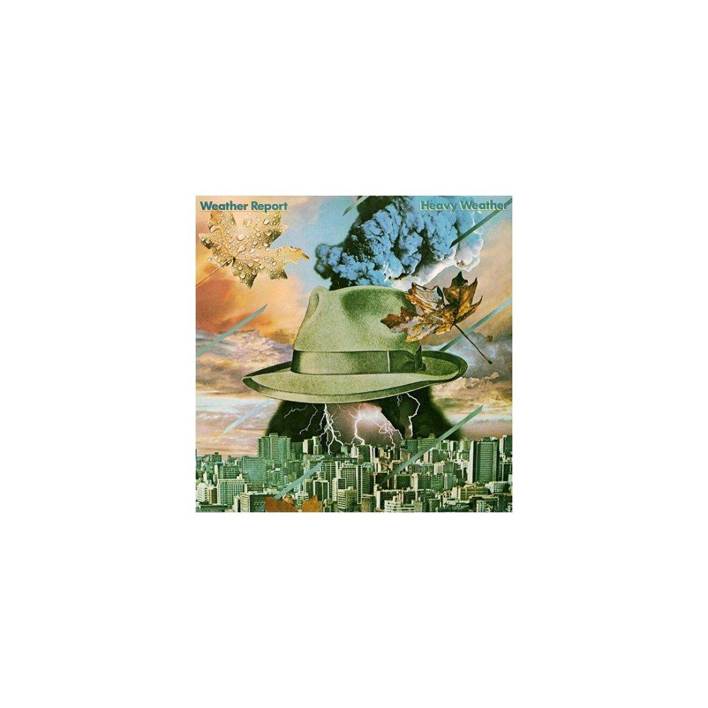 VINYLO.SK | WEATHER REPORT - HEAVY WEATHER [LP] 180g AUDIOPHILE PRESSING