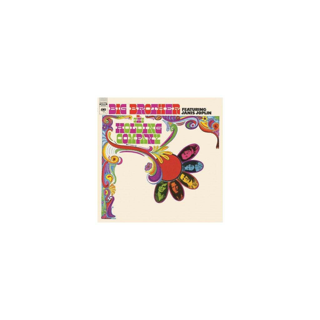 VINYLO.SK | JOPLIN, JANIS - BIG BROTHER & THE HOLDING COMPANY (LP).. HOLDING COMPANY / 180GR. AUDIOPHILE VINYL