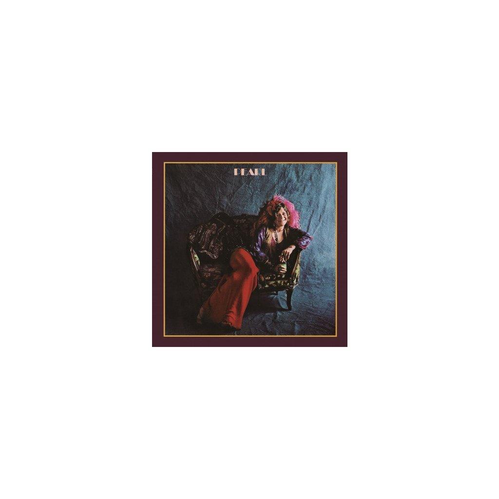 VINYLO.SK | JOPLIN, JANIS - PEARL =REMASTERED= (LP)180GR. / 2012 ALBUM