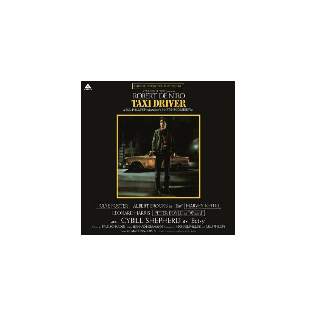 VINYLO.SK   OST - TAXI DRIVER [LP] 180g AUDIOPHILE PRESSING