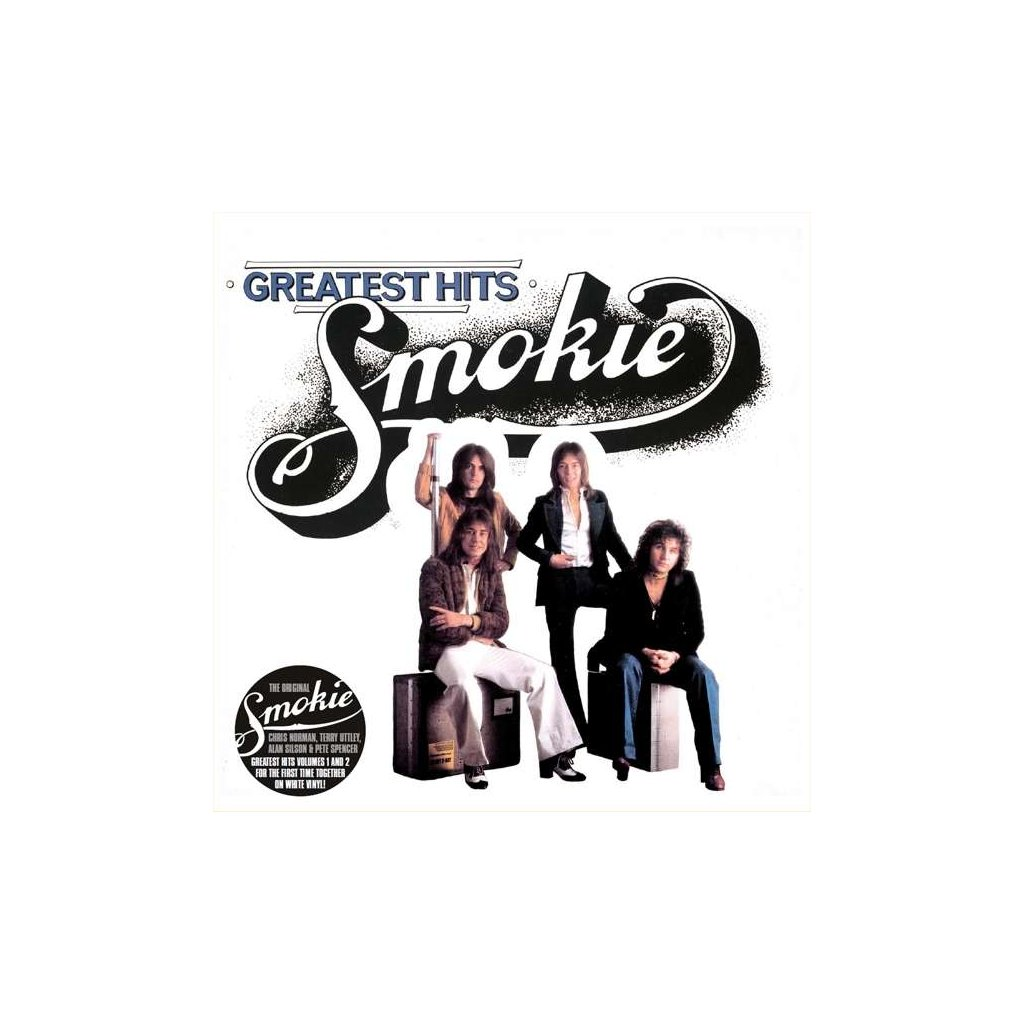 VINYLO.SK | SMOKIE - GREATEST HITS VOL.1 & VOL.2 [2LP]