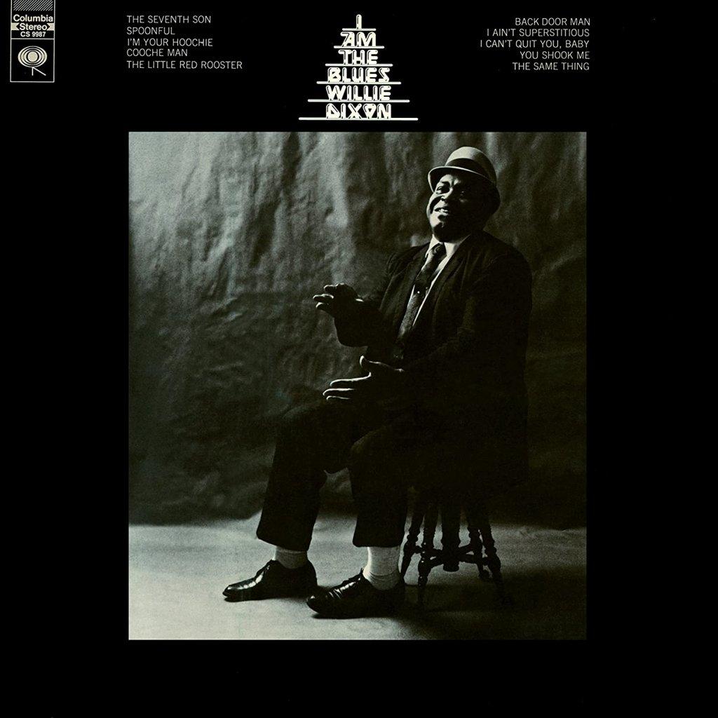 VINYLO.SK | DIXON WILLIE - I AM THE BLUES [LP] 180g AUDIOPHILE PRESSING